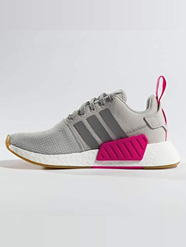 gritre Mujer Adidas Deporte rosimp De Nmd r2 gridos W Zapatillas Gris Para 4xvR7qCw