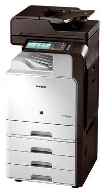 CLX8650ND Color Laser Duplex Multifunction Printer