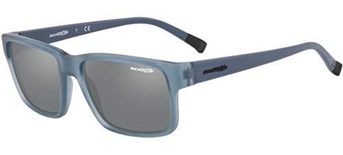 Arnette 0AN4254 Gafas de sol, Matte Transparente Blue, 56 ...