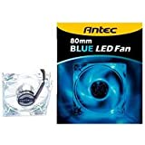 ANTEC Case Cooling Fan BLUE LED 80MM FAN
