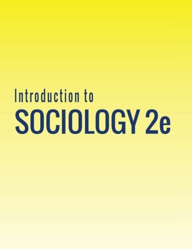 Introduction to Sociology 2e