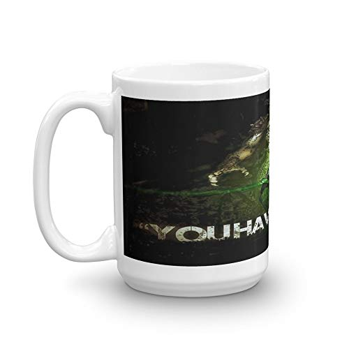 (You Have The Guyver. 15 Oz Classic Coffee Mugs, C-handle And Ceramic Construction. 15 Oz Ceramic Glossy Mugs Gift For Coffee Lover Unique Coffee Mug, Coffee Cup)