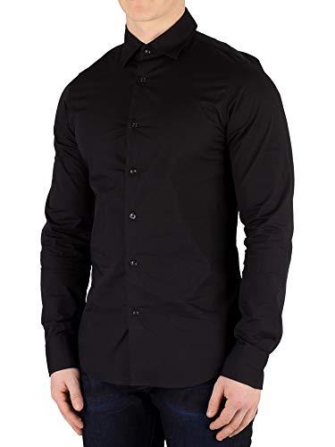 G-Star Raw Men's Core Shirt l/s, Mazarine Blue, L/1
