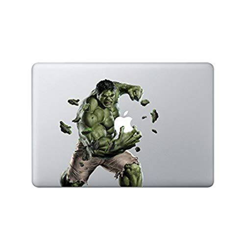 hulk macbook decal - 4