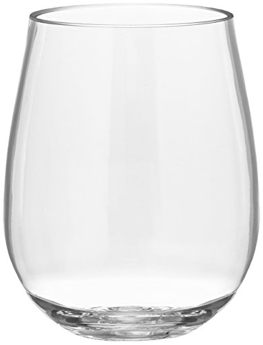 Unbreakable Plastic Wine Glasses Pack product image