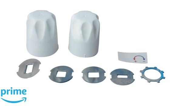 Plumb-Pak - Tapón de radiador con reguladores para de cabezal: Amazon.es: Bricolaje y herramientas