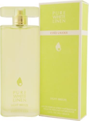 Pure White Linen Light Breeze by Estee Lauder for Women. Eau De Parfum Spray 3.4-Ounces