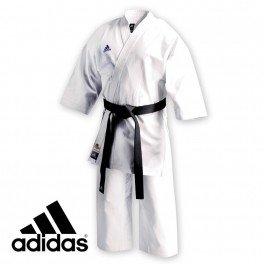 Coupe K460 Kimono Karate Japonaise Kata Wkf Adidas wdXIw7x
