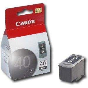 – (PG-40) iP1600, iP1700, iP2600, MP 150, 160, 170, 400, 450 Black Ink