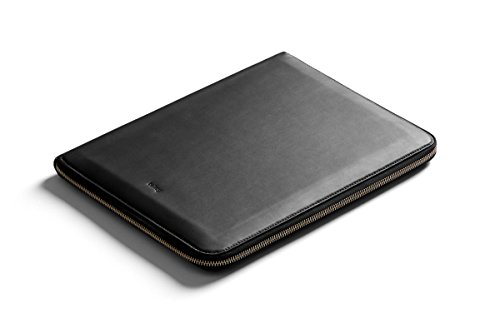 Folio Stationery - Bellroy Work Folio A4, Work Accessories (A4 Notebook, pens, tech, Cables, Stationery)