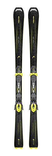Head/Tyrolia Sports Canada Inc Head Super Joy SLR Skis + JOY 11 SLR Bindings 2018