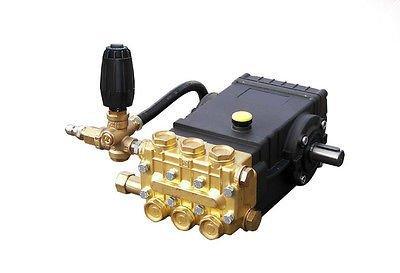PRESSURE WASHER PUMP - Plumbed - HP HP4040-4 GPM - 4000 PSI - YVB75KDM-N