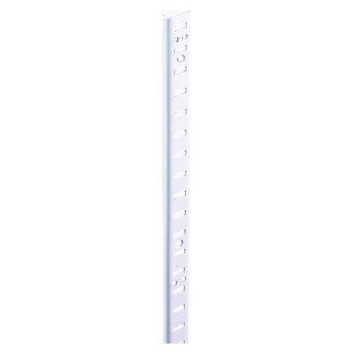 Knape & Vogt #PK255ZC48 4' Zinc Shelf Standard