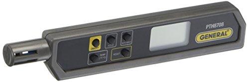 General Tools PTH8708 Temperature Humidity
