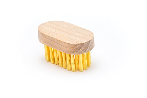 Fox Run 5433 Corn Desilking Brush, Wood and Plastic