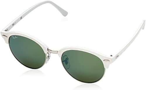 Ray-Ban 0RB4246 Round Sunglasses