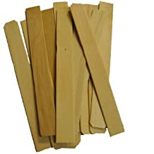 """Perfect Stix 12"""" Wooden Paint Paddle Stirrer Sticks (Pack of 1000)"""