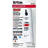 Devcon Weldit8482; Cement All-Purpose Adhesive, 18245, 1 Oz. Tube (Pack of 20)