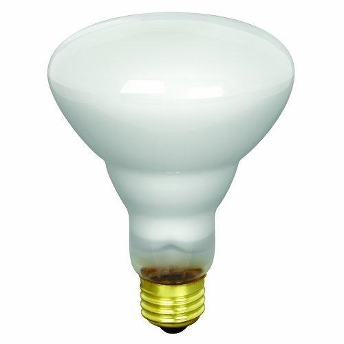 Br40 Medium Base Frost Flood - (Pack of 24) 65-Watt BR30 Indoor Reflector Light Bulbs, Incandescent Track & ...