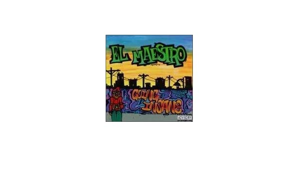 El Maestro - Going Insane - Amazon.com Music