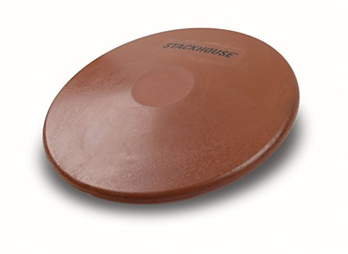 1.6 kilo indoor rubber discus. Our best selling indoor 1.6 kilo high school track rubber discus. Buy quality. Get quality results. 2 year warranty. by NAS