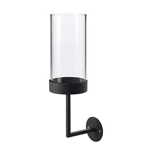 Blomus 65576 Hurricane Wall Sconce, Large