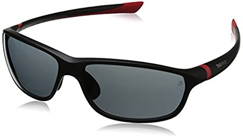Tag Heuer 27 Degree 6021 102 6021102 Rectangular Sunglasses, Red Matte,Black & Grey Outdoor, 62 mm (Tag Heuer Women Black)