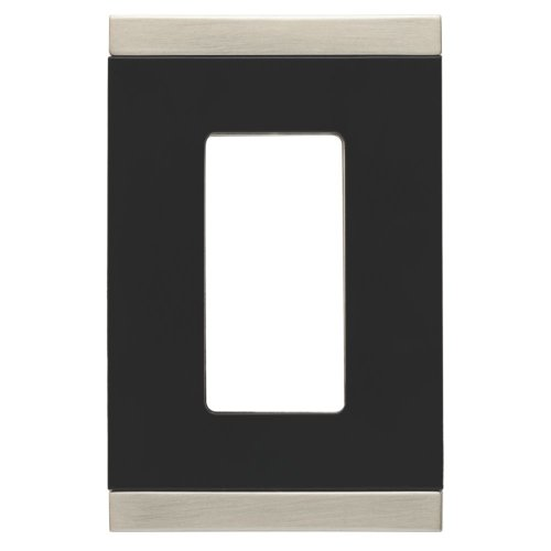 Franklin Brass 135757 Basic Stripe Single Decorator Wall Plate / Switch Plate / Cover