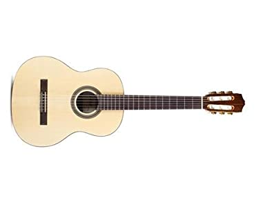 Cordoba Guitars C1M 1/2 Acoustic Nylon String Guitar, 1/2 size