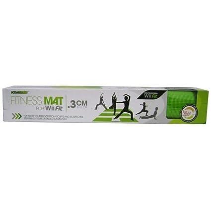 Mando Wii Balance Board esterilla para Yoga (KMD): Amazon.es ...