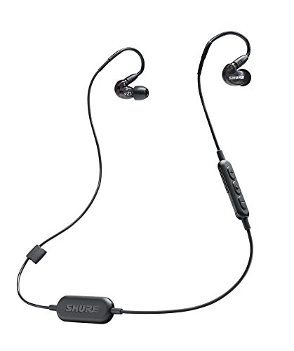 Shure SE215 K BT1 Wireless Isolating Earphones product image