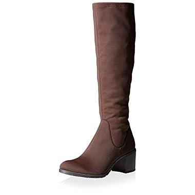 b592f3213e2 Donald J Pliner Women s Dema Pull-On Stretch Tall Boot