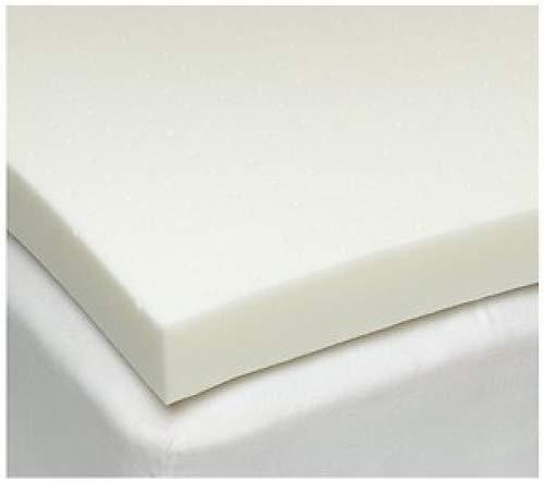 iSoCore 3.0 Cobertor de colchón de espuma 100%, con efecto memoria, 3 cm de grosor, sensible a la temperatura: Amazon.es: Hogar