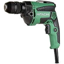 Hitachi D10VH2 3/8 inches Drill Keyless Metal Chuck (Renewed)