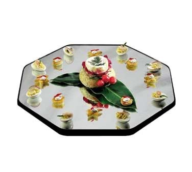 Lakeside 269 Octagonal Mirror Tray, 12