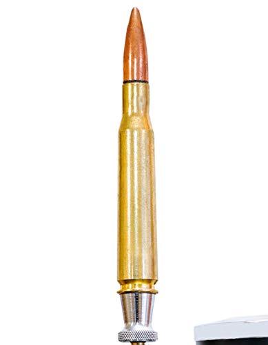 50 Caliber BMG Real Bullet Beer Tap Handle