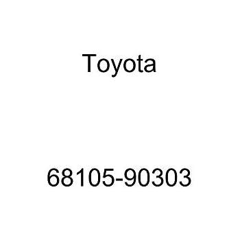 Genuine Toyota Run Front Door Glass 67434-90300