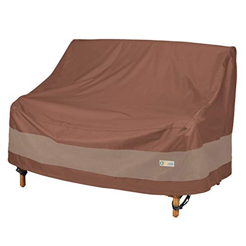 Duck Covers Ultimate Patio Loveseat Cover, 54-Inch ()