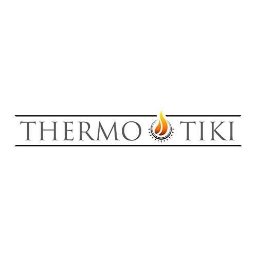 Thermo-Tiki-Deluxe-Propane-Outdoor-Patio-Heater-Pyramid-Style-w-Dancing-Flame-Floor-Standing-Multiple-Colors-Available