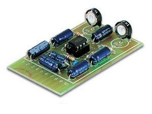 - Velleman K2572 Universal Stereo Pre-Amplifier