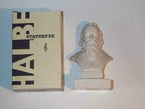 Dugan Brahms Bust Halbe Statuette