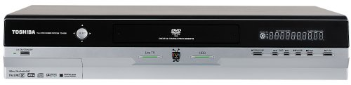Toshiba RS-TX60 DVD Recorder with 160 GB TiVo Series2 Digital Video Recorder