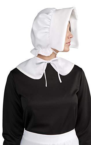 Pilgrim Woman Costume Kit (Bonnet Apron)