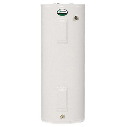 AO Smith 200 Series PCT-40D ProMax 4500 watt 240 VAC Standard Tall Electric Water Heater, 40 gal 40 Gal Electric Water Heater