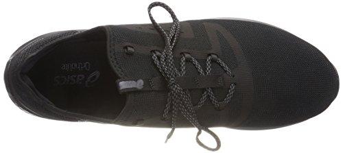Zapatillas Black para Hombre Black Running Asics Fuzetora de Negro 9090 Carbon awgq5Z
