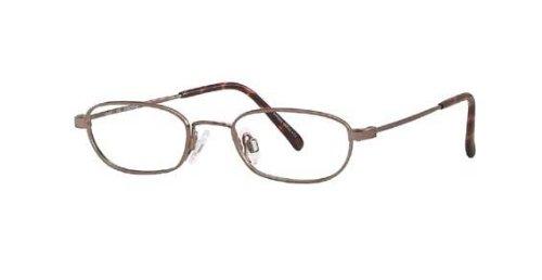 Flexon Kids 91 Eyeglasses 203 Cocoa Demo 46 19 130