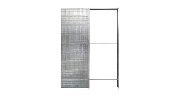 controtelaio para puertas correderas puerta única grosor pared 105 mm doortech by Scrigno: Amazon.es: Bricolaje y herramientas