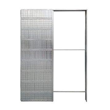 80x210 Cm Misura Controtelaio Per Porte Scorrevoli Anta Unica Spessore Muro 125mm Doortech By Scrigno Fai Da Te Porte Aaaid Org