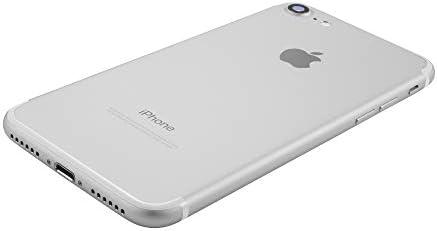 Apple iPhone 7, 128GB, Silver - Fully Unlocked (Renewed)