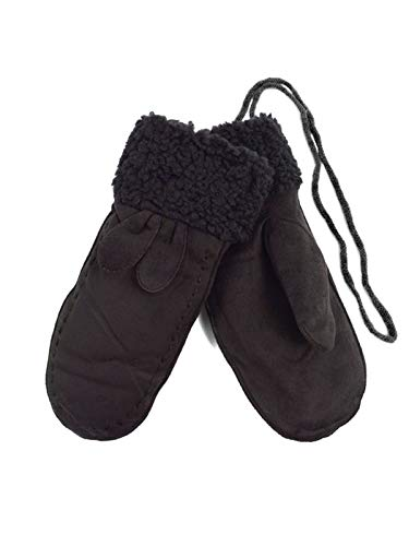 Women's Mittens With Fur...